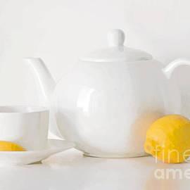 Regina Geoghan - Tea Time - A Study in White