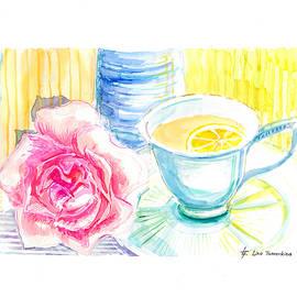 Lina Tumarkina - Tea Time