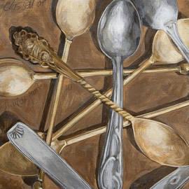 Anke Classen - Teaspoons and coffeespoons