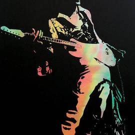 Gary Hogben - Technicolour Jimi Hendrix