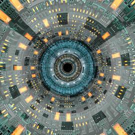 Walter Oliver Neal - Techno Mandala