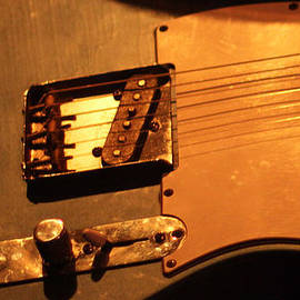 James Hammen - Fender Telecaster - Road Warrior