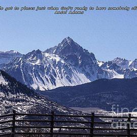 Janice Rae Pariza - Telluride Mountain Colorado