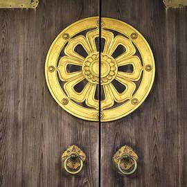 Karma Ganzler - Temple Door