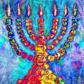 Music of the Heart - Temple Menorah