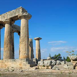 Grigorios Moraitis - Temple of Apollo