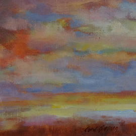 Carol Berning - Tennessee Summer Sunset