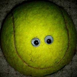 Donatella Muggianu - Tennis ball