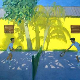 Andrew Macara - Tennis  Cuba