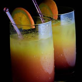 Tracy  Hall - Tequila Sunrise