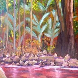 Pamela  Meredith - Terania Creek