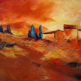 Elise Palmigiani - Terra di Siena