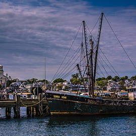 Susan Candelario - Terra Nova Fishing Trolley