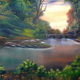 Cynthia Adams - Terracotta Outlook.Sold