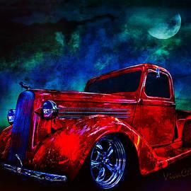 Chas Sinklier - Terror Ride 36