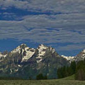 Neal Jorgensen - Teton Panorama