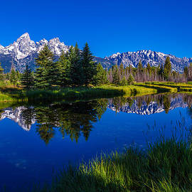 Chad Dutson - Teton Reflection