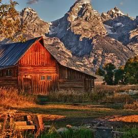 Rob Wilson - Teton Sunrise