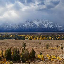 Jim Garrison - Teton Valley Autumn