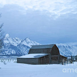 Don Hall - Teton Winter
