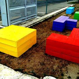 Steve Taylor - Tetris 2013