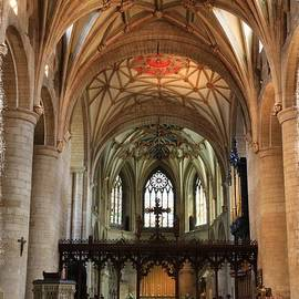Stephen Stookey - Tewkesbury Abbey