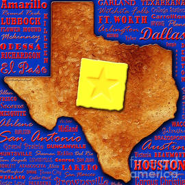 Cristophers Dream Artistry - Texas Toast