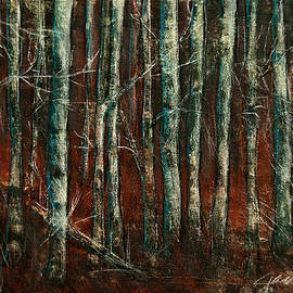 Jani Freimann - Textured Birch Forest