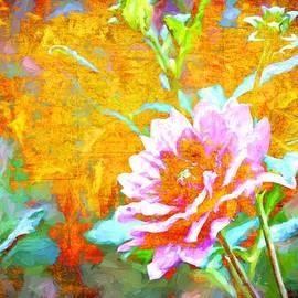 Alice Gipson - Textured Dahlia Perfection