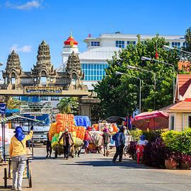 Alexey Stiop - Thailand-Cambodia border