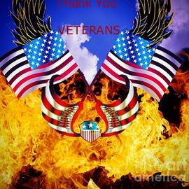 M and L Creations - Thank You Veterans