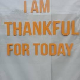 Manuel Matas - Thankful
