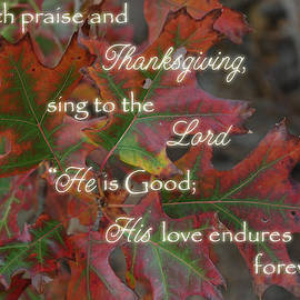 Robyn Stacey - Thanksgiving Praise Ezra 3