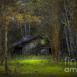Marvin Spates - That Old Barn