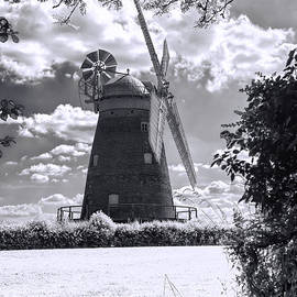 Jack Torcello - Thaxted Mill in Full Sail