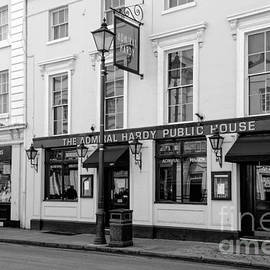 Mark Monckton - The Admiral Hardy Public House Greenwich London