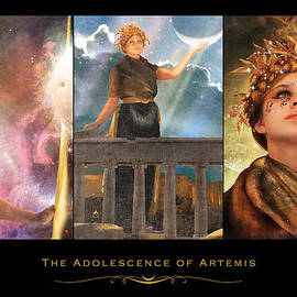 Sonya Shannon - The Adolescence of Artemis