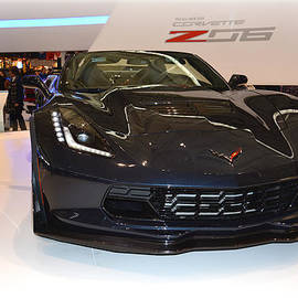 Mike Martin - The All-New 2015 Corvette Z06