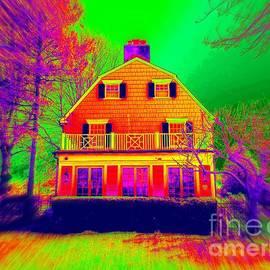 Ed Weidman - The Amityville Horror House