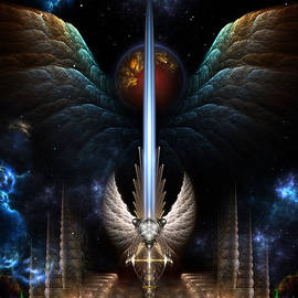 Rolando Burbon - The Angel Wing Sword Of Arkledious Imperial Wings