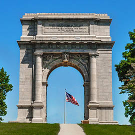 Bill Cannon - The Arch - Valley Forge