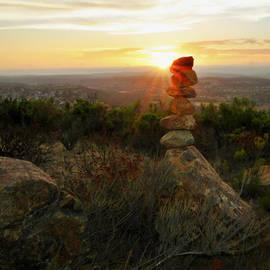 Christine Till - The art of cairns