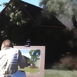 Michael Hodgson - The Artist