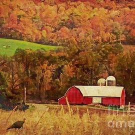 Lianne Schneider - The Autumn Barn