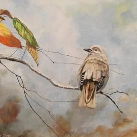 Dave Farrow - The Autumn Bird