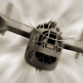 Mike McGlothlen - The B - 24 Liberator Panoramic
