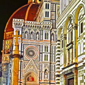 Lilianna Sokolowska - Florence Cathedral of Santa Maria del Fiore