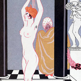 Georges Barbier - The Basin