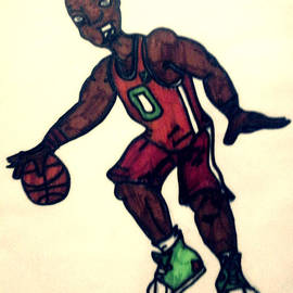 Daniel Price - The Basket Ball Player