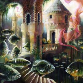 Lynette Yencho - The Bass House